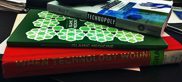 Musings on Technopoly and When Technology Wounds