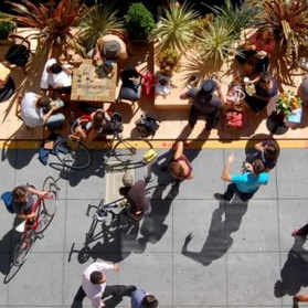 Why Parklets Began To Be Associated with Gentrification